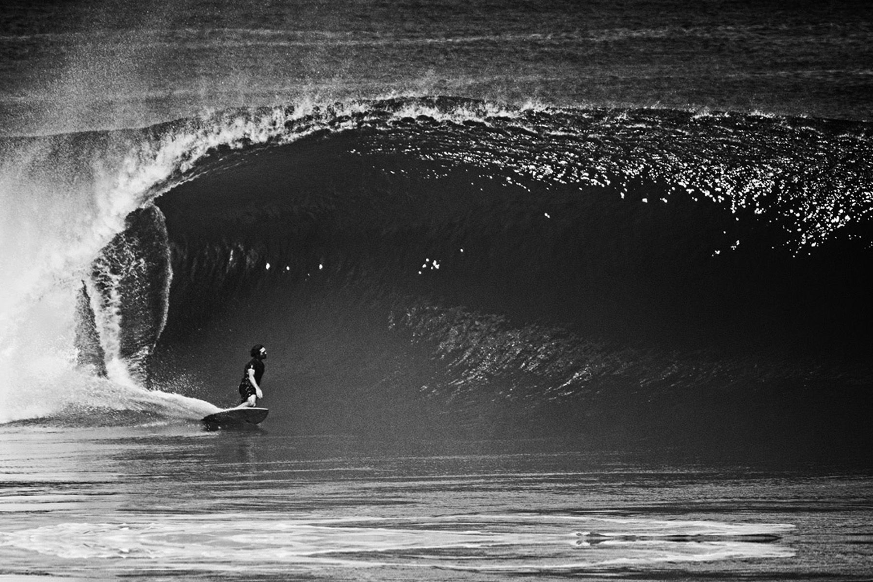 Et Surfboard Shaper Joel Fitzgerald Surfboards